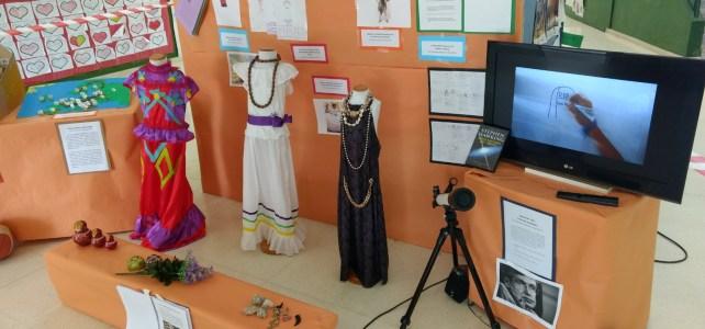 Exposición de trabajos del Grupo de enriquecimiento