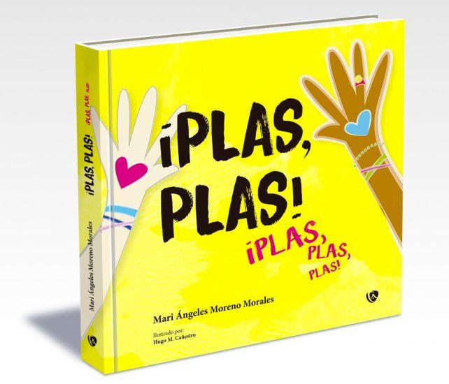 ¡Plas, plas! de Mari Ángeles Moreno