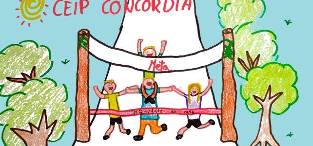 Cartel VII San Isidro Carrera Escolar