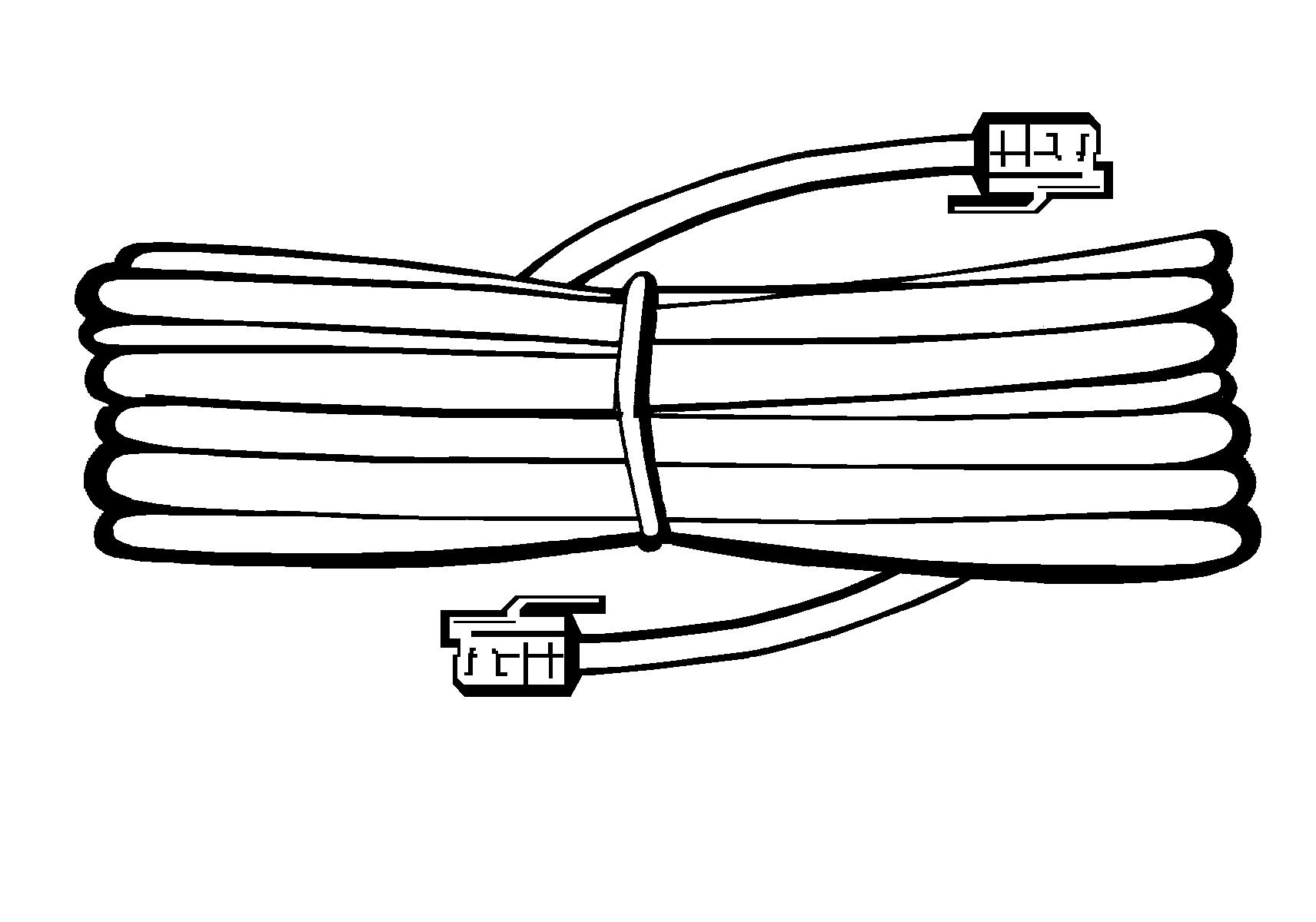 15 Modular Replacement Cord