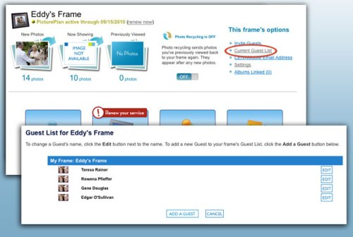 Ceiva Frame Renewal   lajulak.org