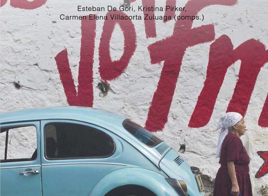 """Libro: """"2014: año de elecciones. El Salvador y Costa Rica: miradas sobre el orden político"""""""