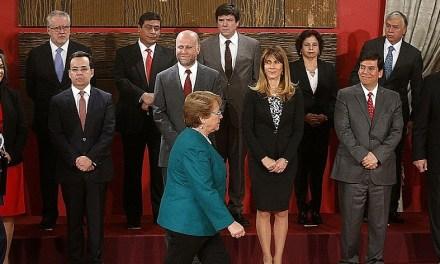 Chile: Bachelet anuncia los cambios en su gabinete de ministros
