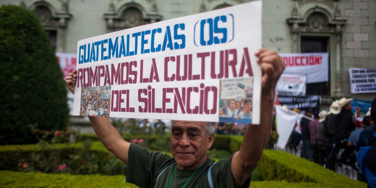 Guatemala y Honduras: desde abajo, nuevos vientos  (Por Mariela Pinza)