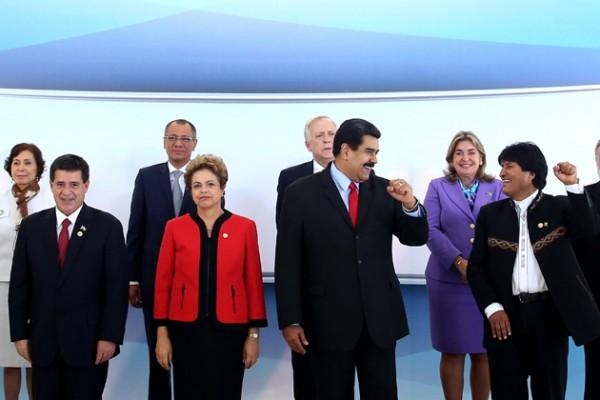 Cumbre del Mercosur en Brasilia (Informe)