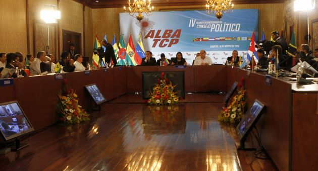 Consejo Político del ALBA se reúne en Caracas
