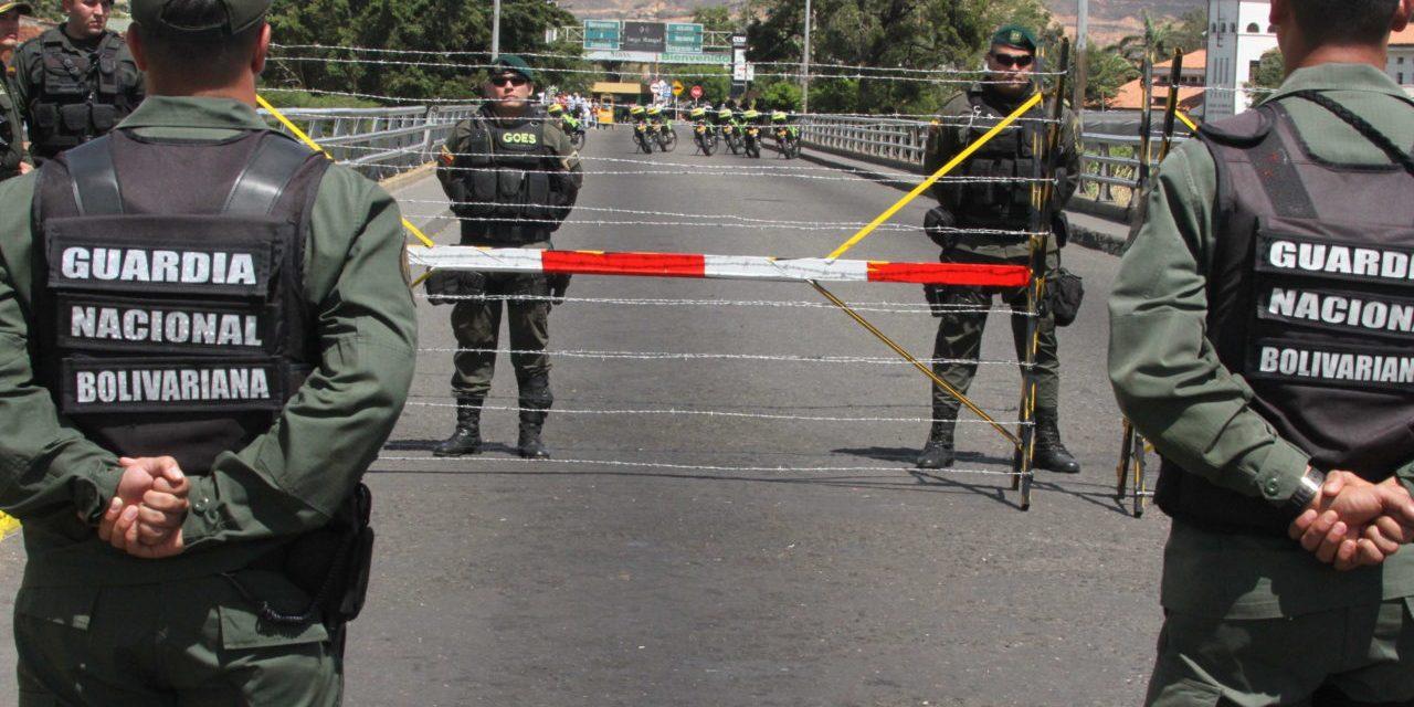 ¿Crisis de la frontera o crisis social colombiana? (por Javier Calderón)