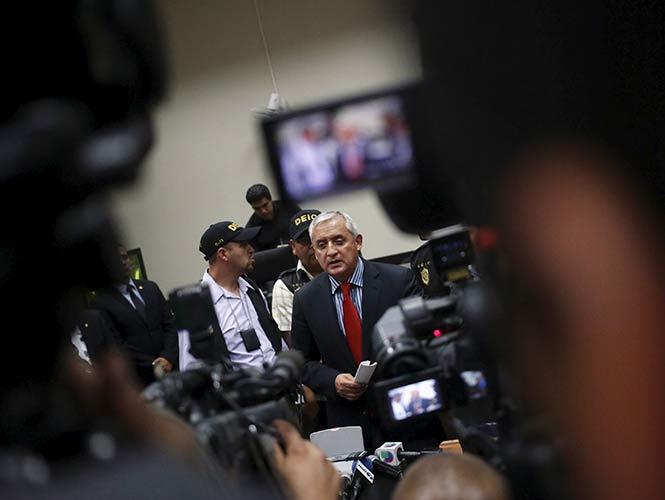 Guatemala: Crónica de una renuncia anunciada (Por Agustín Lewit)