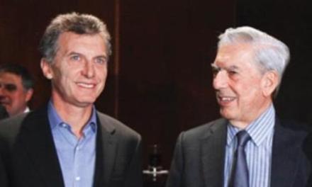 Vargas Llosa, una pluma política frustrada (por Alfredo Serrano Mancilla)