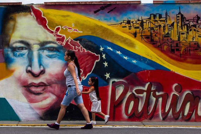 """Venezuela: un país forzado a dar un """"cambio"""" que no quiere (por Luis Salas Rodriguez)"""
