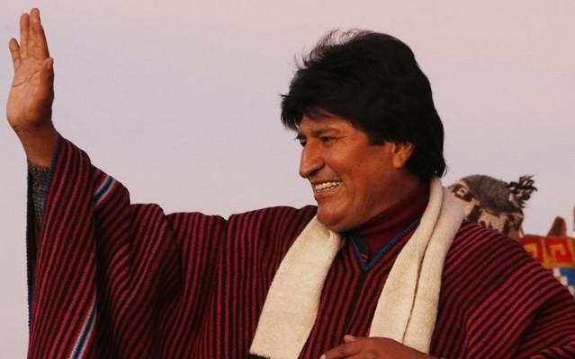Evo y la nueva Bolivia  (por Alfredo Serrano Mancilla)