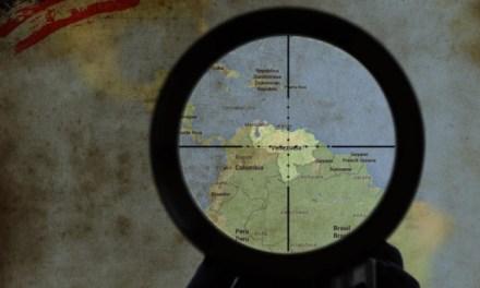 Venezuela, We are watching you!*  (por Silvina M. Romano)