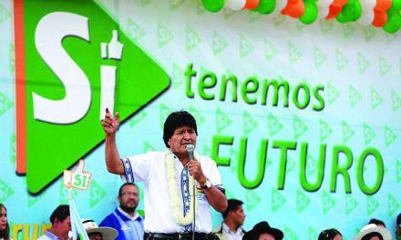 ¿Qué se juega Bolivia en el Referéndum del domingo? (por Shirley Ampuero y Sergio Martín-Carrillo)