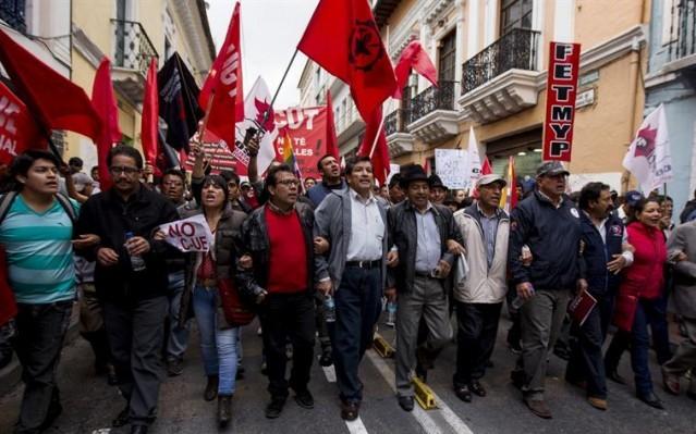 Ecuador: El debate en torno a la Ley Orgánica para la Optimización de la Jornada Laboral y Seguro de Desempleo (por María Florencia Pagliarone)