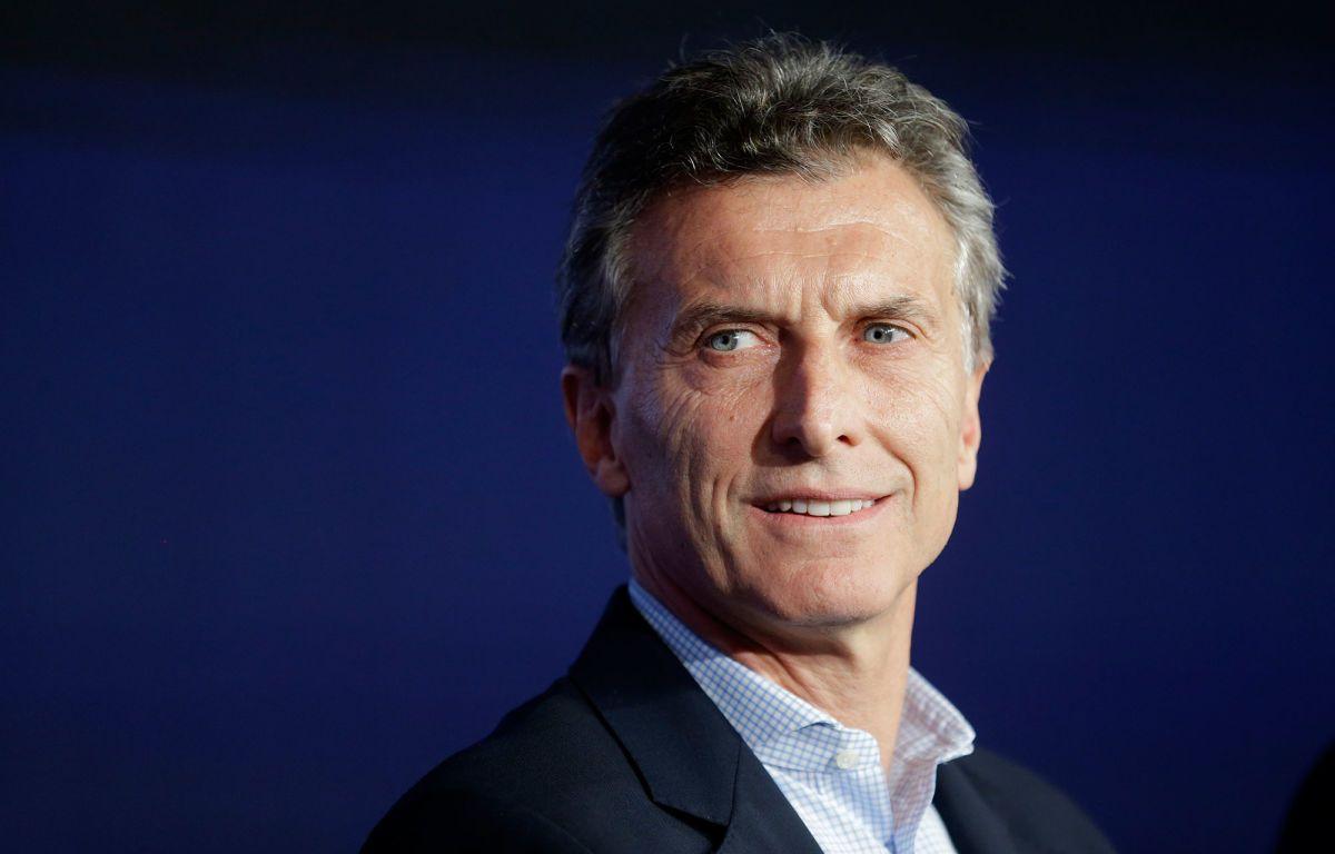 Mauricio Macri (Argentina)