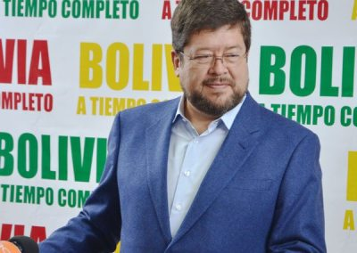 Samuel Doria Medina (Bolivia)