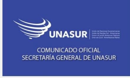 Comunicado UNASUR sobre el intento de destitución de Dilma Rousseff
