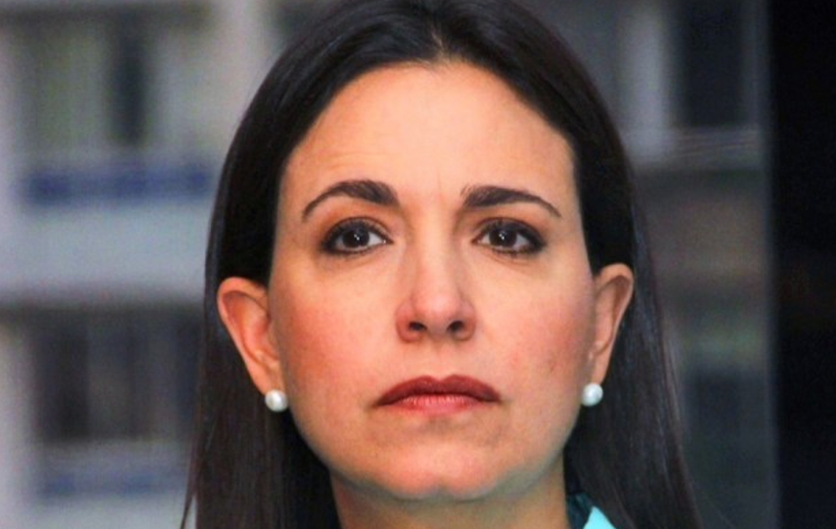 María Corina Machado (Venezuela)