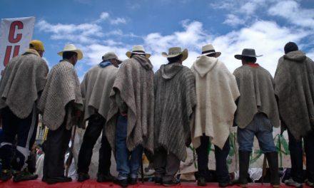 El campo colombiano se para contra el neoliberalismo (por Javier Calderón Castillo)