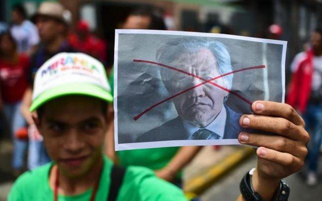 Almagro & Co.  La cruzada contra el gobierno venezolano