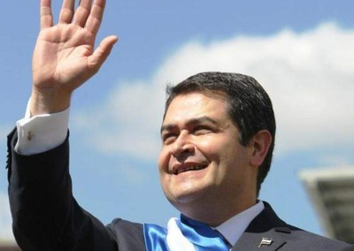 Juan Orlando Hernández (Honduras)