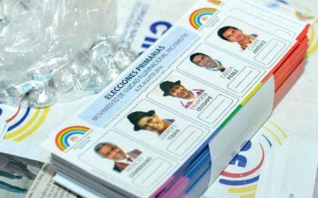 Ecuador: Una lectura de las elecciones primarias de Pachakutik