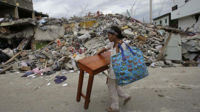 Cuando pase el temblor. Terremotos y política