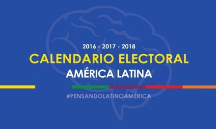 Calendario electoral de América Latina