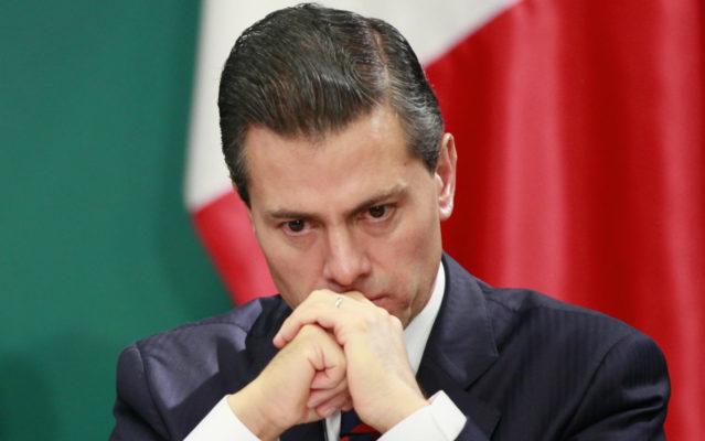Peña Nieto y su GPS fallido