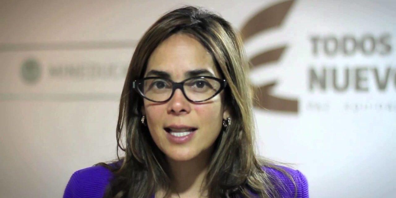 Gina Parody y las tensiones de la derecha colombiana