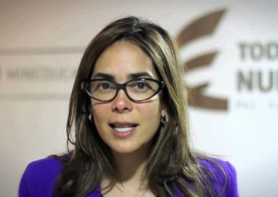Gina Parody (Colombia)