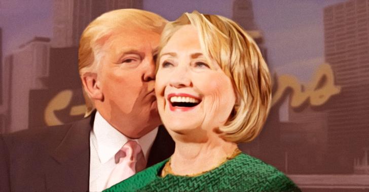 Hillary, Trump y la escasez de palomas
