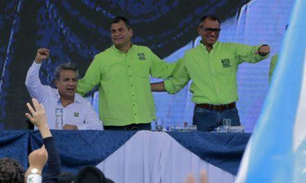 Informe político pre-electoral en Ecuador