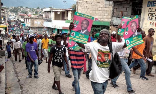Informe. Elecciones presidenciales en Haití
