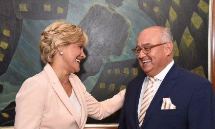 Cynthia Viteri y su universo electoral ecuatoriano