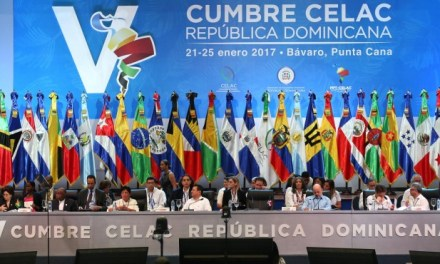 Informe CELAC 2016-2017