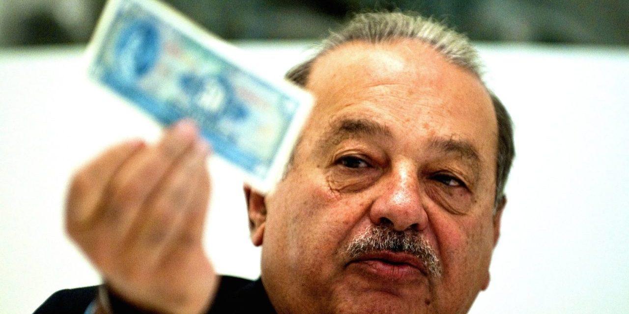 Carlos Slim, el magnate político