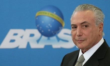 La (in)gobernabilidad de Temer y la desnacionalización de Brasil
