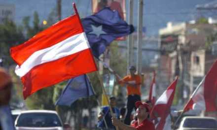 A todo o nada. La lucha por la reelección en Honduras