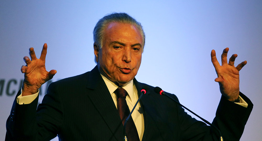 La temeraria economía de Brasil