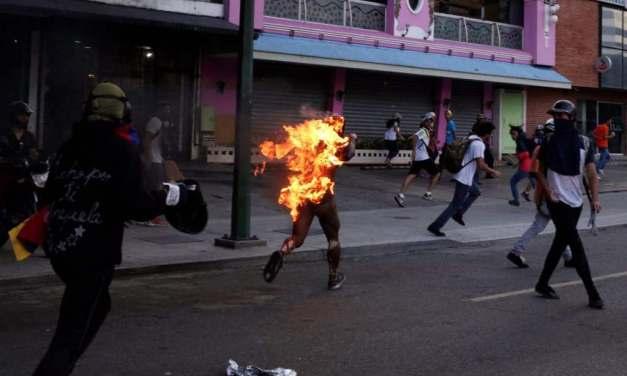 Producir el Odio: la derecha venezolana del 2017