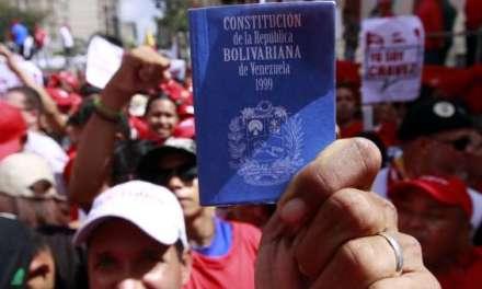 Convocatoria a Asamblea Constituyente en Venezuela