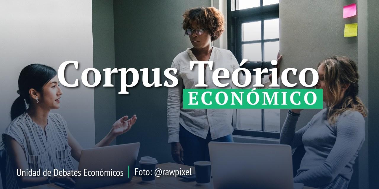 Corpus teórico económico del CELAG