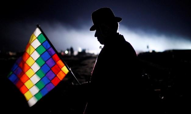 Bolivia: el odio, una receta al estilo colonial