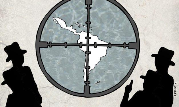 Sindicalismo latinoamericano en la mira