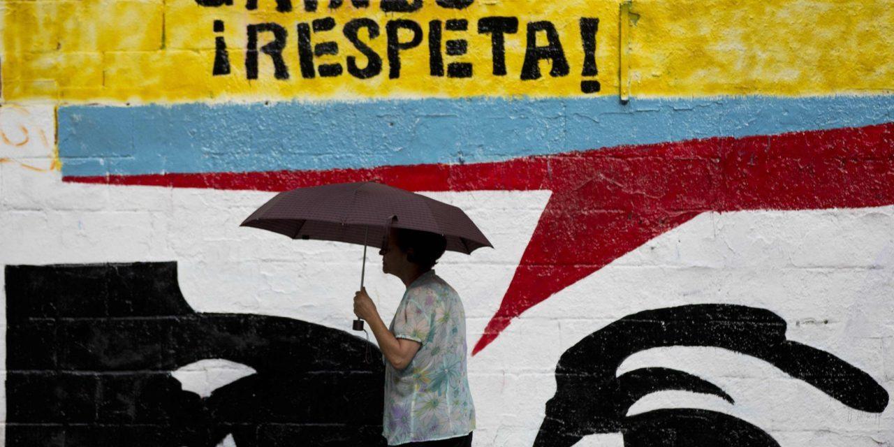 Estados Unidos en Venezuela