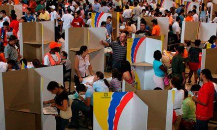 Colombia en campaña electoral