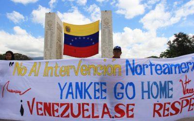 Sanciones de EEUU a Venezuela: el castigo imperial