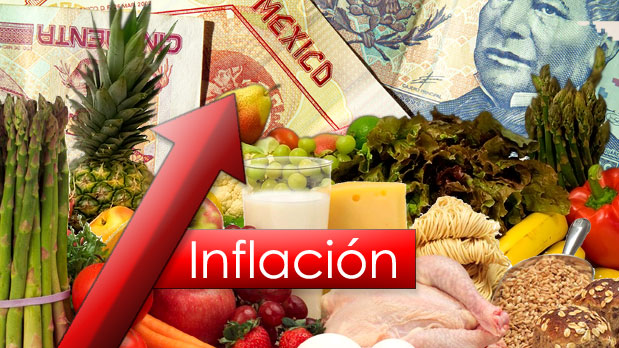 México: brote inflacionario
