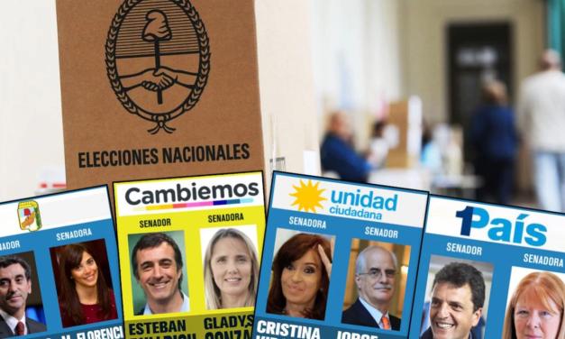 Las PASO 2017: plebiscitando el  neoliberalismo